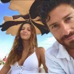Amedeo Andreozzi e Giulia Todaro