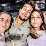 Andrea Dal Corso, Martina Sebastiani, Lara Zorzetto