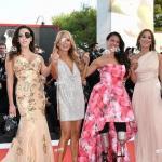 Jessica Notaro, Jo Squillo, Giusy Versace, Francesca Carollo