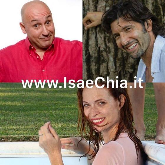 Maurizio Battista, Walter Nudo, Jane Alexander