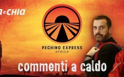 Pechino Express commenti a caldo