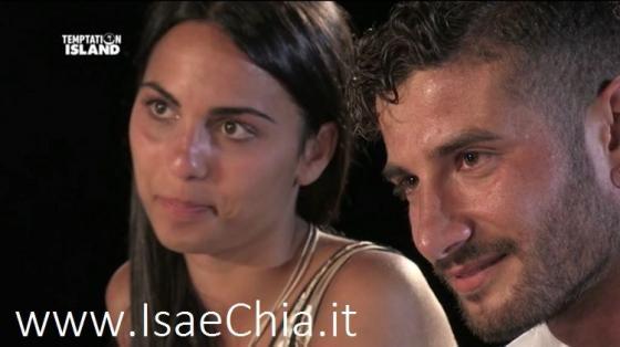 Temptation Island 5 - Raffaela Giudice e Andrea Celentano