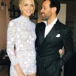 Chiara Ferragni e Angelo Tropea