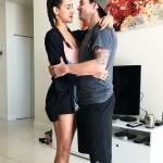 Francesca Dugarte e Jonathan Jordan