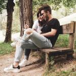 Giacomo Paci e Ylenia Morganti