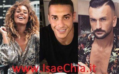 Sara Affi Fella - Francesco Chiofalo - Nicola Panico