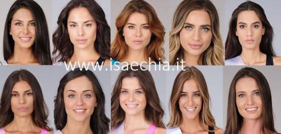 Sondaggio Miss Italia 2018