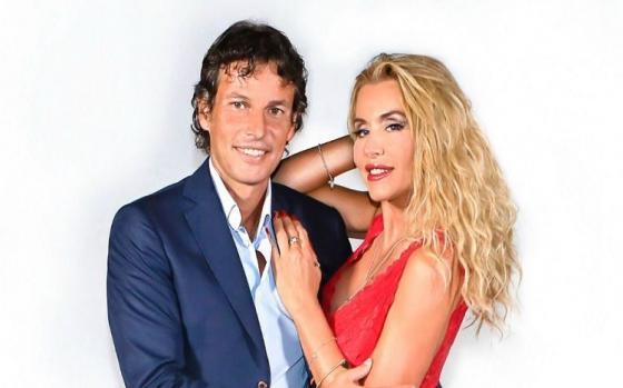 Temptation Island Vip - Valeria Marini e Patrick Baldassarri