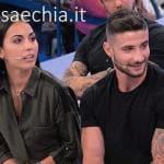 Trono classico - Raffaela Giudice e Andrea Celentano