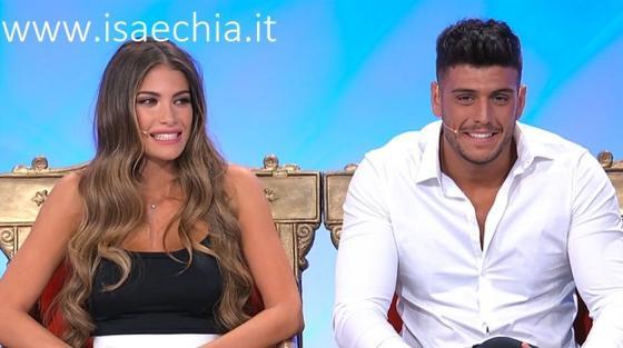 Trono classico - Marta Fasone e Luigi Mastroianni