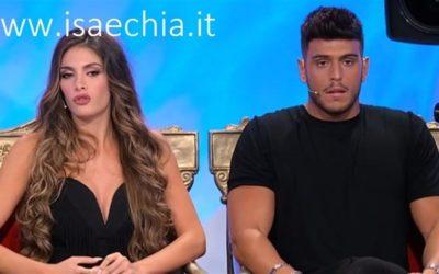 Trono classico - Mara Fasone e Luigi Mastroianni