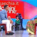 Trono over - Riccardo Guarnieri e Ida Platano