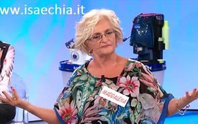 Trono over - Maddalena