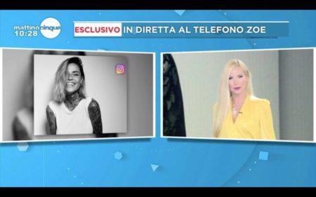 Zoe Cristofoli - Mattino 5