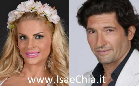 Francesca Cipriani e Walter Nudo