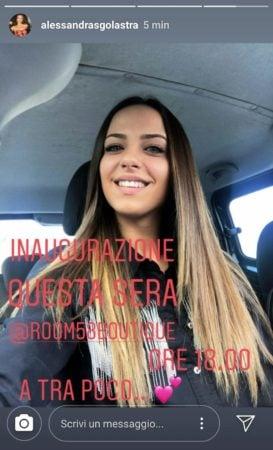 Instagram - Alessandra