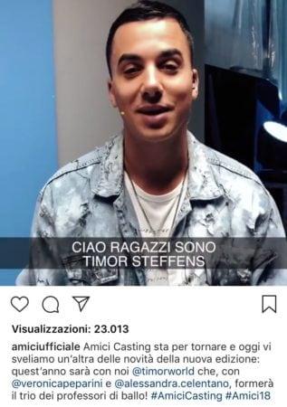 Instagram - Amici