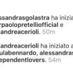 Instagram - Andrea + Alessandra