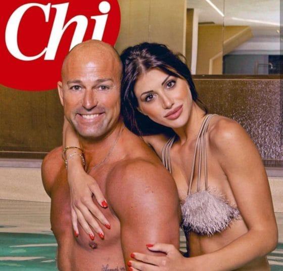 Stefano Bettarini + Nicoletta Larini