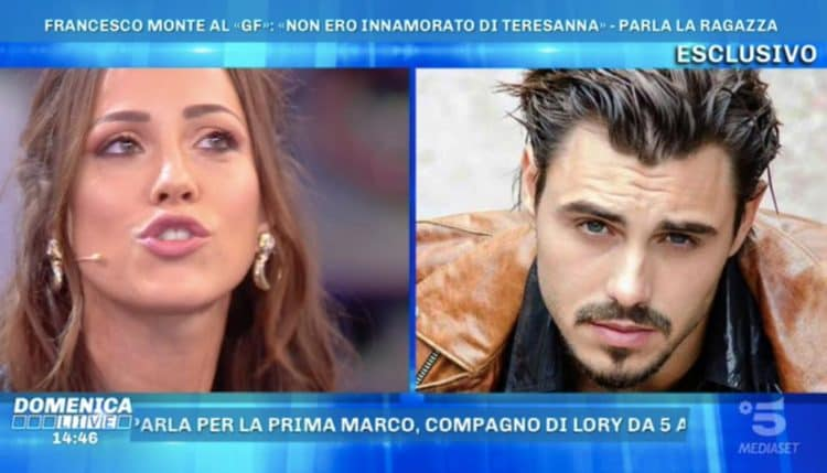 Teresanna Pugliese- Domenica Live