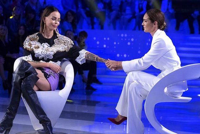 Nina Moric: è Fabrizio Corona ad essere ancora innamorato