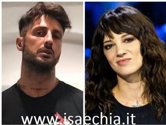 Asia Argento - Fabrizio Corona