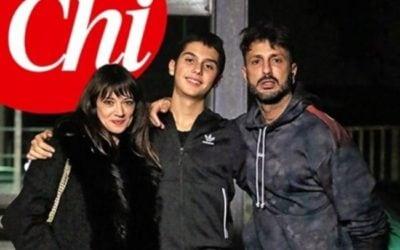 Chi - Asia Argento, Carlos Maria Corona e Fabrizio Corona