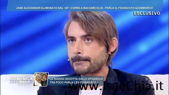 Domenica Live - Gianmarco Amicarelli