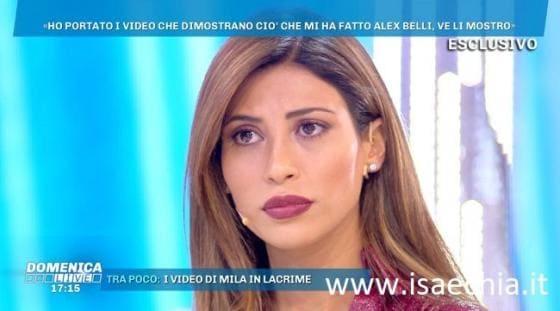 Domenica Live - Mila Suarez