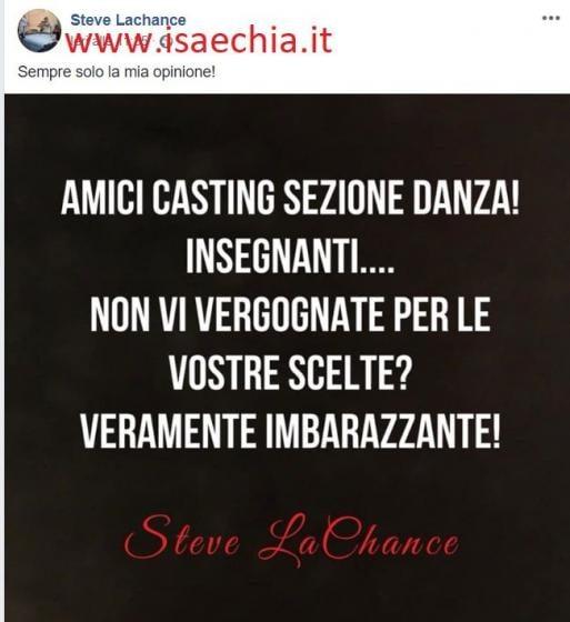 Facebook - La Chance