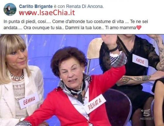 Facebook - Renata