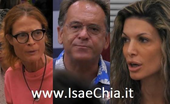 Jane Alexander - Alessandro Cecchi Paone - Maria Monsè