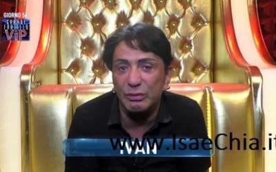 Grande Fratello Vip 3 - Ivan Cattaneo
