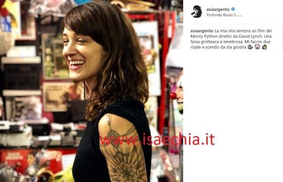 Instagram - Argento