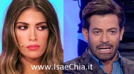 Mara Fasone e Gianni Sperti