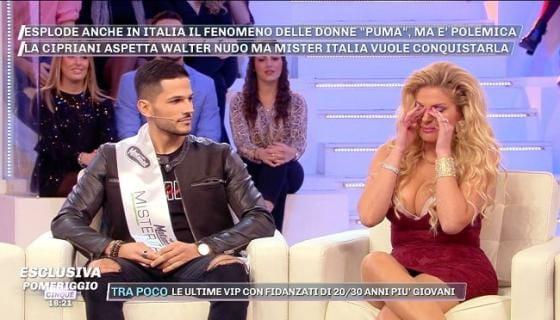 Pomeriggio Cinque - Francesca Cipriani
