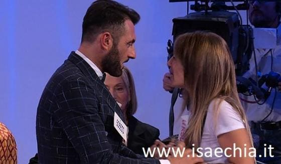 Trono over - Sossio Aruta e Ursula Bennardo