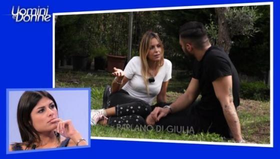Uomini e Donne - Lorenzo Riccardi e Claudia Dionigi