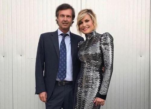 Simona Ventura e Gerò Carraro si sono lasciati: il motivo choc