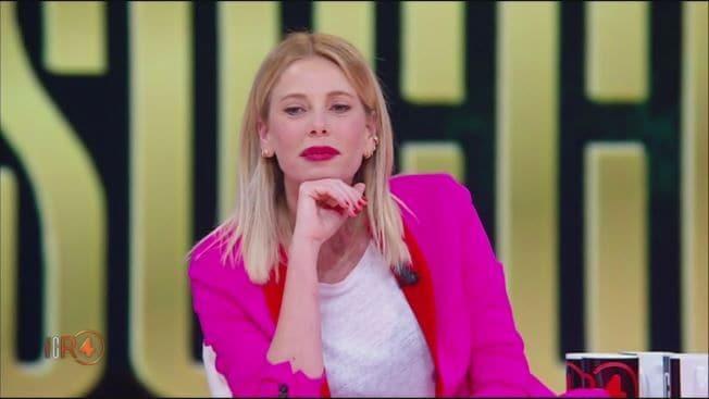 Alessia Marcuzzi punge Simona Ventura: