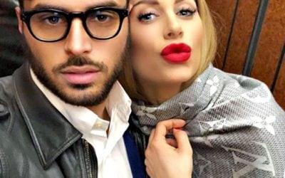 Francesco Caserta e Paola Caruso