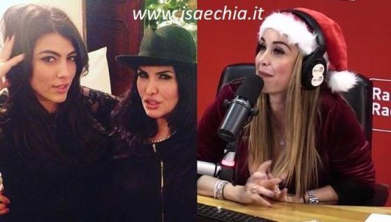 Giada Di Miceli, Fariba Tehrani e Giulia Salemi