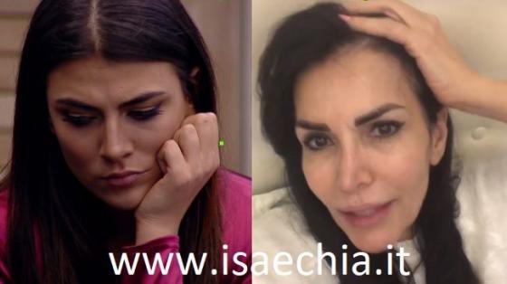 Giulia Salemi e Fariba Tehran