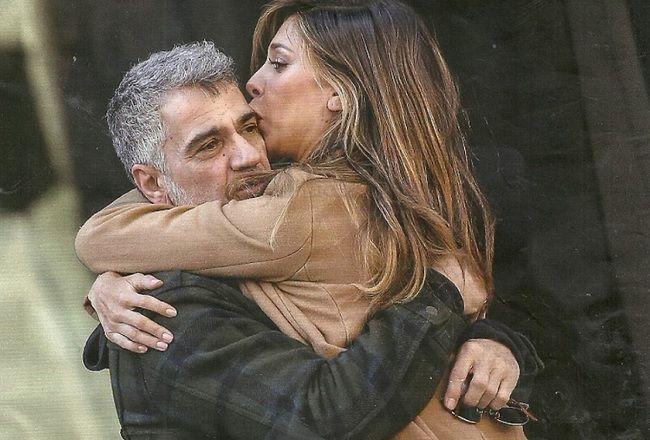 Gustavo Rodriguez, papà di Belen