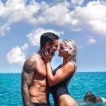 Lucas Peracchi e Mercedesz Henger