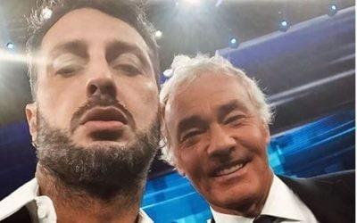 Non è l'Arena - Massimo Giletti e Fabrizio Corona