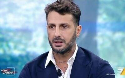 Non è l'arena - Fabrizio Corona