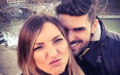 Tara Gabrieletto e Cristian Galella