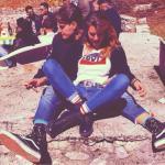 Alex Adinolfi e Valentina Colecchia