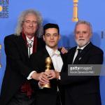Brian May - Rami Malek - Roger Taylor